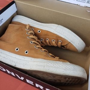 Suede All Star High Top Converse Chuck Taylor